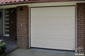 Sectional garage doors (2)